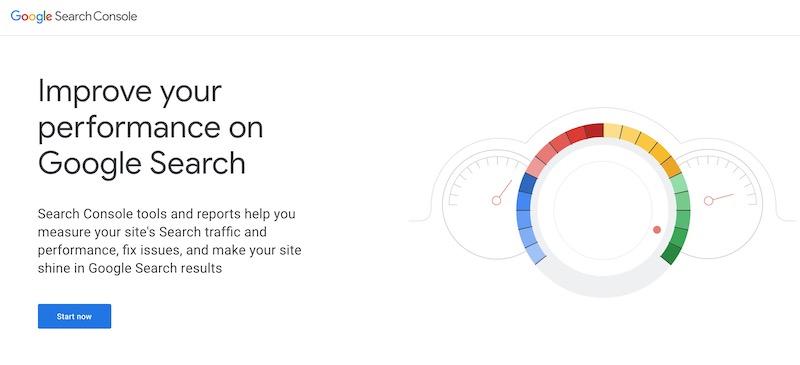 tutorial mengaktifkan Google Search Console
