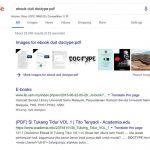 Tips dan trick menggunakan Google dengan berkesan