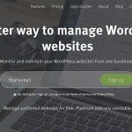 ManageWP memudahkan pengurusan laman WordPress setempat